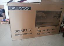 DAEWOO TV 55 تلفزيون دايو 55 بوصه
