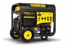 Generator - Champion 9000 watts , fuel petrol & gas , remote control , Special discount on quant