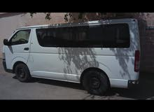 toyota hiace 15 seats with driver rent for monthly