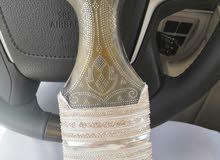 خنجر عمانية بقرن زراف هندي جاموس قرن طبيعي فقط ب250 ريال