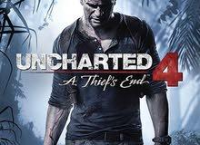 لعبه uncharted 4