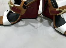 Vicini leather shoes