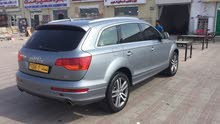 Available for sale!  km mileage Audi Q7 2008