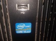 كمبيوتر مكتبي hp
