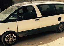 Used condition Toyota Previa 1994 with +200,000 km mileage
