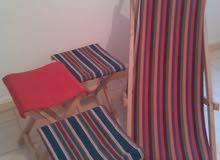 خيمة بحر بالكراسي