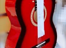 جيتار اوعود مع ريشة وشنته ووتر اضافي هدية والتوصيل مجانا