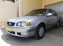 Gasoline Fuel/Power   Toyota Corolla 2000
