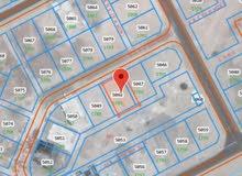 أرض سكنية للبيع في المعبيلة السادسة