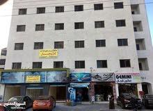 محل تجاري للايجار دوار المدينة الرياضية