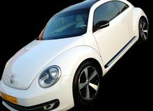 Volkswagen Beetle 2012 For sale - White color