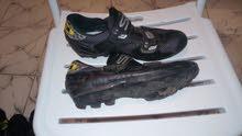 2 paires de chaussures pour VTT