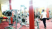 مدربة صالة رياضية