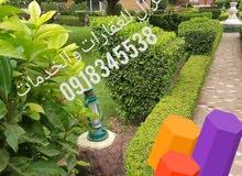 للايجار شقة  استديو مفروش في شارع محمد نجيب مقابل العمارات شارع 35