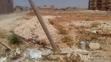 قطعة أرض 500 علي شارعين جنب الهنقر سيدي خليفة