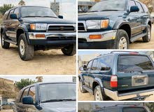 Gasoline Fuel/Power   Toyota 4Runner 1997