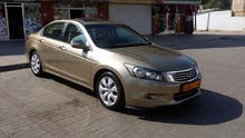 Available for sale! 0 km mileage Honda Accord 2009
