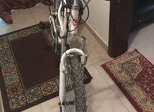 دراجة للبيع مقاس 24 باسفك