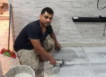 ابو مازن سرميك وعزل اسطح65095825 تركيب جميع انواع السرميك _تركيب رخام_تركيب