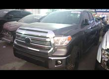 Toyota Tundra 2017 For sale - Grey color