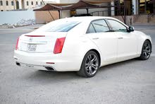 Cadillac CTS 2.0T Turbo charged 272BHP