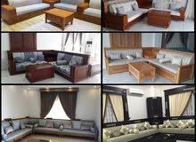 جلسات للمجلس بتصميمات اسلاميه وعصريه living  room sofa