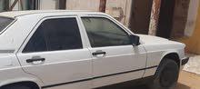سيارة 190  للبيع