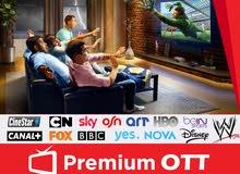 اشتراك OTT Premium