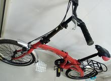 دراجة شبة جديده مقاس 20