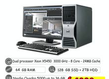 DELL Workstation 64 GB RAM