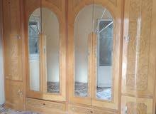 غرفة نوم زان اصلي قديم - REAL BEECH WOOD bedroom