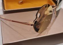 نظارة بولغاري نسائية جديدة مع كامل مرفقاتها اصليه