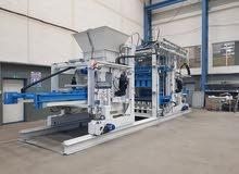 Block production line SUMAB R 1000 (18000 blocks/8 h)