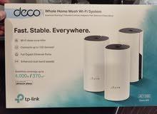 للبيع روتر مقوي الانترنت tplink extender