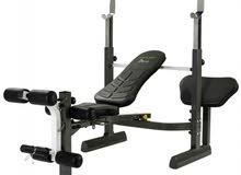 tunture gym bench
