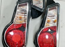 Two rear lights on the right and one on the left without scratches for Toyota 86
