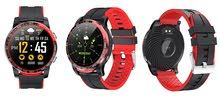 Smart Watch HD Large Screen-Fiber 5D Body-Calls-Fitness Heart Rate,Sports,body Temp,blood pressure