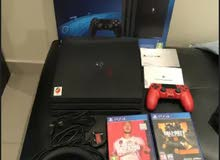Playstation 4 Pro + Headset (with warranty)