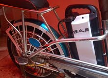 عجلة كهرباء اصلي درجة اولى واردمن الصين بطاريات لثيوم عمرها الافتراضي خمس سنوات