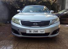 Gasoline Fuel/Power   Kia Optima 2009
