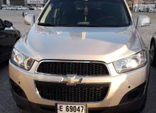 Chevrolet Captiva 2011 in very good condition for sale