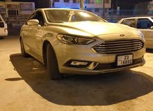 Automatic Ford Fusion 2017