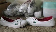 أحذية لاكوستي (LACOSTE)