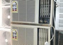 مكيفات مستعمل نظيف على الشرط والضمان للتواصل 0567728092