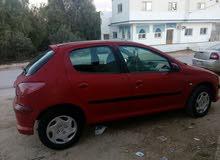 Peugeot 206 car for sale 2006 in Mafraq city