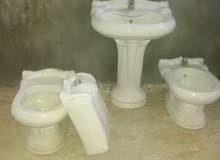 طاقم حمام مستعمل للبيع