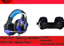 سماعه over-ear gaming headset