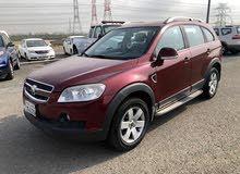 For sale 2010 Maroon Captiva