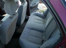 Manual Maroon Kia 1995 for sale