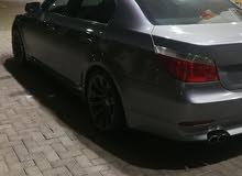 +200,000 km BMW 545 2004 for sale